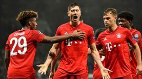 Bayern Münih üst üste 9. kez şampiyon!