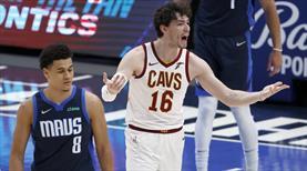 Cedi'nin 22 sayısı Cavaliers'a yetmedi