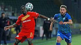 Ç. Rizespor 0-4 H. Yeni Malatyaspor