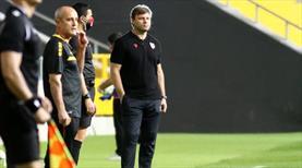 Adanaspor - Samsunspor maçının ardından