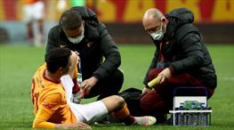 Galatasaray'dan Mohamed açıklaması