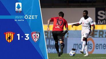 ÖZET | Benevento 1-3 Cagliari