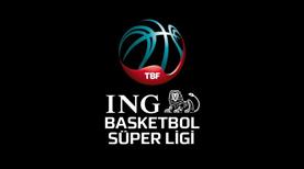 ING Basketbol Süper Ligi'nde play-off zamanı