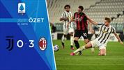 ÖZET   Juventus 0-3 Milan