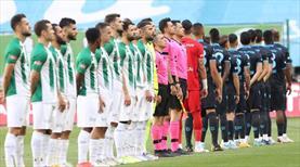İH Konyaspor - Trabzonspor maçının ardından