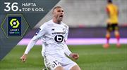İZLE   Ligue 1'de haftanın en güzel 5 golü