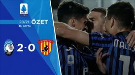 ÖZET | Atalanta 2-0 Benevento