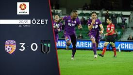 ÖZET | Perth Glory 3-0 Western United