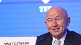 TFF Başkanı Özdemir'den Ramazan Bayramı mesajı