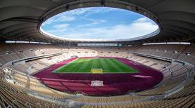 La Cartuja'ya 16 bin seyirci alınabilecek