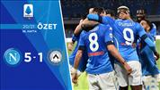 ÖZET | Napoli 5-1 Udinese