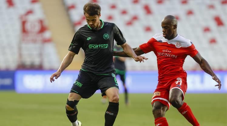 FTA Antalyaspor - İH Konyaspor maçının ardından