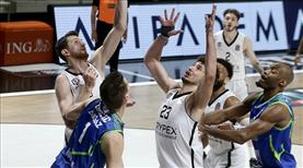 Beşiktaş Icrypex yarı finalde