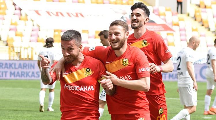Adem Büyük, Yeni Malatyaspor'u ligde tuttu