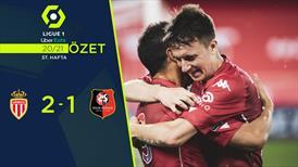 ÖZET | Monaco 2-1 Rennes