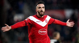 Kenan Karaman, Fortuna Düsseldorf'tan ayrıldı