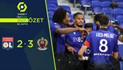 ÖZET   Lyon 2-3 Nice