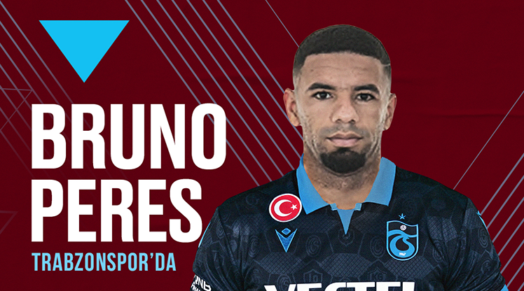 Bruno Peres resmen Trabzonspor'da