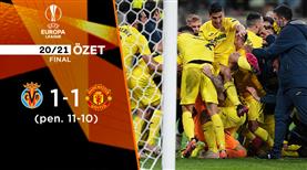 ÖZET   Avrupa'nın 2 numaralı kupası Villarreal'in!