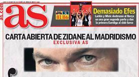 GALERİ | Zidane ayrılığın perde arkasını açıkladı