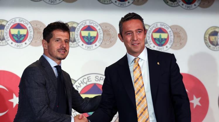 Fenerbahçe, Belözoğlu ile devam etmiyor!