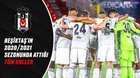 İZLE | Beşiktaş'a şampiyonluğu getiren goller