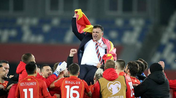 """""""Türk futbolu zirveyi hak ediyor"""""""