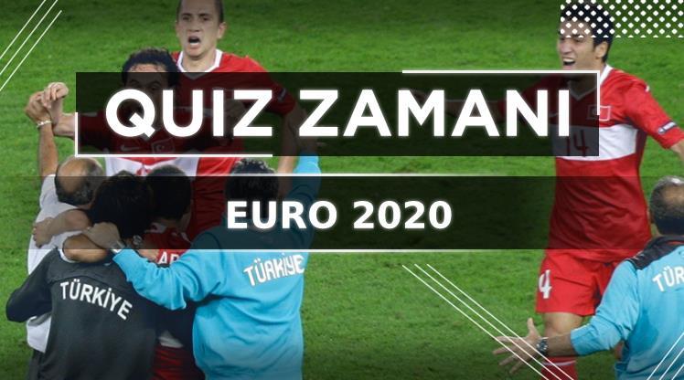 Avrupa Şampiyonası testini geçebilecek misin?