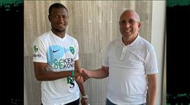 Kocaelispor, Cisse'yi transfer etti