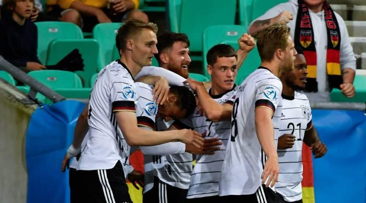 Almanya U-21, Avrupa şampiyonu!