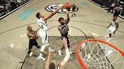 Nets, konferans yarı finaline galibiyetle başladı