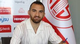 Erkan Eyibil Antalyaspor'da