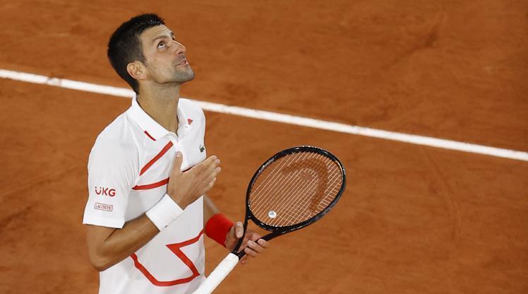 Fransa Açık'ta son yarı finalist Djokovic