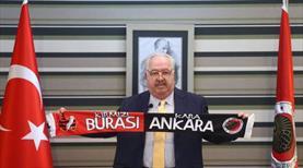 Gençlerbirliği'nde yeni başkan Mehmet Niyazi Akdaş