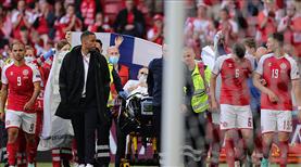 Kulüpler, Eriksen'e destek verdi