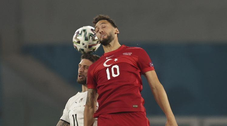 Atletico Madrid'in hedefi Hakan Çalhanoğlu