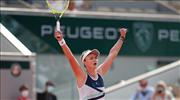 Krejcikova, Fransa'da duble yaptı