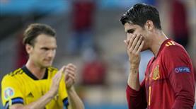 Luis Enrique'den Morata'ya tam destek