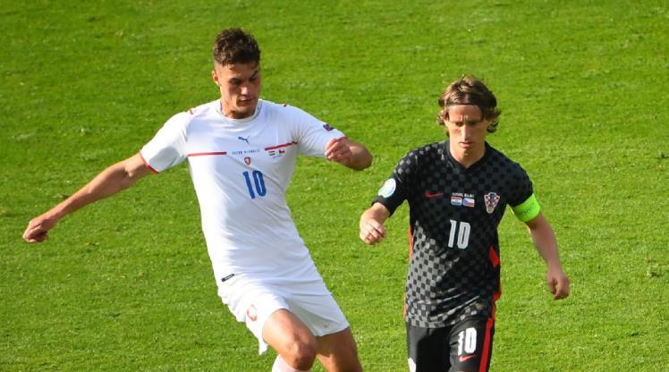 Çekya kaçtı, Hırvatistan yakaladı: 1-1