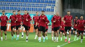 A Milliler, İsviçre maçına hazır
