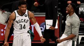 Bucks, Doğu Konferansı finaline yükseldi