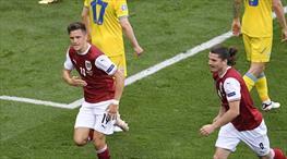 Avusturya'dan tarihi başarı: 0-1