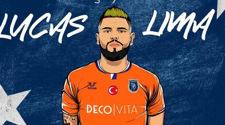 Başakşehir, Lucas Lima'yı kadrosuna kattı