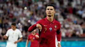 Ali Daei'den Ronaldo'ya tebrik