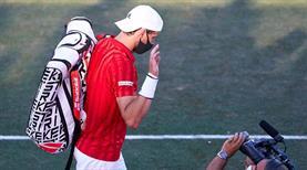 Dominic Thiem Wimbledon'dan çekildi