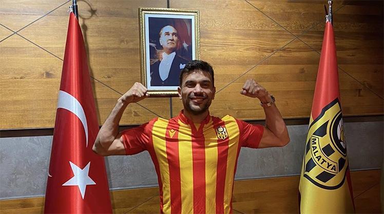 H. Yeni Malatyaspor, Oussama Haddadi ile anlaştı