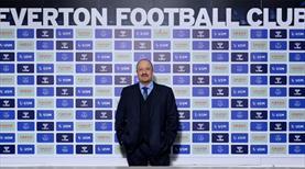 Everton, Benitez'i açıkladı
