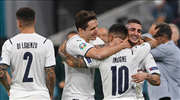 Dev maçta yarı final bileti İtalya'nın: 1-2