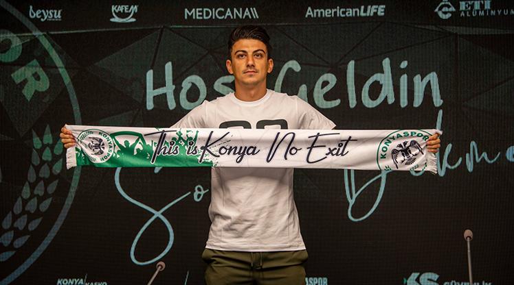 Konyaspor, Soner Dikmen'i transfer etti