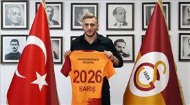 Barış Alper Yılmaz resmen Galatasaray'da